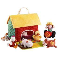 LILLIPUTIENS Domek ze zwierzątkami - Farma