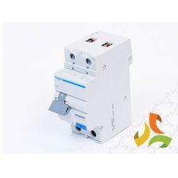 ADA920D (AD920J) Wyłącznik różnicowoprądowy, różnicówka z modułem nadprądowym 6KA,20A,30mA,2bieg.typA HAGER