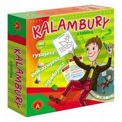 Gra Kalambury z tablicą Alexander