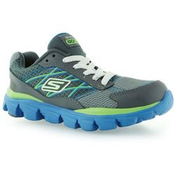 PÓŁBUTY SPORTOWE SKECHERS GO RUN RIDE INNATE BLUE CHARCOAL