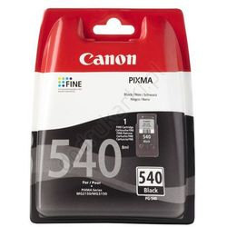 Canon PG-540 tusz czarny do PIXMA MG2150 MG2250 MG3150 MG3250 MG3550 MG4150 MG4250 MX375 MX395 MX435 MX455 MX515 MX525 - 8ml