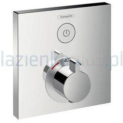 Bateria Hansgrohe Hansgrohe showerselect bateria termostatyczna podtynkowa 15762000 15762000