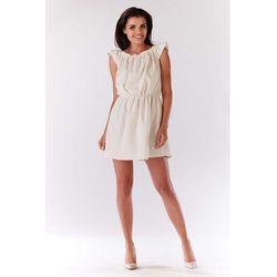 7e1a71d134 mini sukienki allegro (od Czarna Wyjściowa Sukienka Mini Typu ...