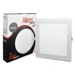 Oprawa podtynkowa 18W LED MARS 303523 ciepła barwa światła POLUX/SANICO