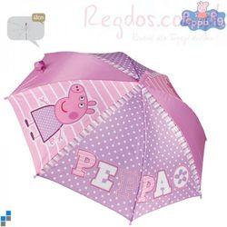 Parasolka Świnka Peppa automat