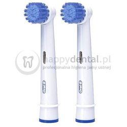 BRAUN Oral-B Sensitive 2szt. EBS17-2 - końcówki do szczoteczki z delikatnym, miękkim włosiem