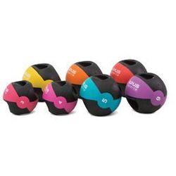 Piłka lekarska z uchwytem 5 kg - Apus Sport