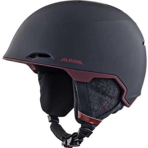 ALPINA MAROI NIGHTBLUE BORDEAUX KASK NARCIARSKI FREERIDE R. 61-64 cm