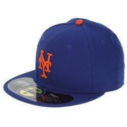 czapka z daszkiem New Era 59F Authentic MLB New York Mets - Home