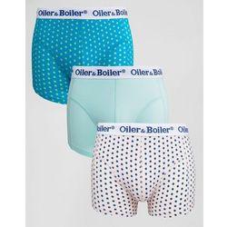 Oiler & Boiler Trunks 3 Pack Polka - Multi