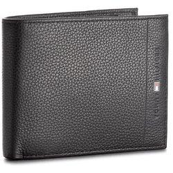 a90bbc9b8995b Duży Portfel Męski TOMMY HILFIGER - Core Cc Flap   Coin AM0AM02398 002