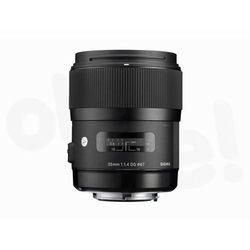 Sigma A 35 mm f/1.4 DG HSM Canon