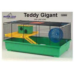 Inter-Zoo klatka dla chomika Teddy Gigant
