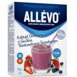 ALLEVO Koktajl truskawkowo-jagodowy 155g