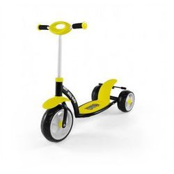 Milly Mally Hulajnoga Scooter Crazy yellow