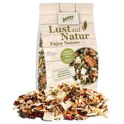 BUNNY Enjoy Nature - przysmak dla gryzoni z dynią 50g + 50g GRATIS!!! 100g