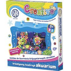 Kreatywny teatrzyk Astra Creativo - akwarium