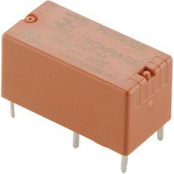 Przekaźnik mocy PCB bistabilny 5 A, 1 x zestyk przełączny TE Connectivity PE014F05