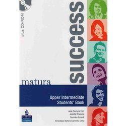 Matura Success Upp-Inter. SB CD Gratis LONGMAN - Jane Commyns, Carr (opr. miękka)