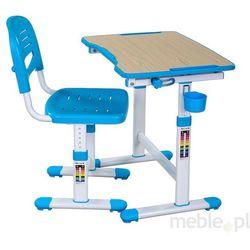 Biurko dziecięce Piccolino II Blue