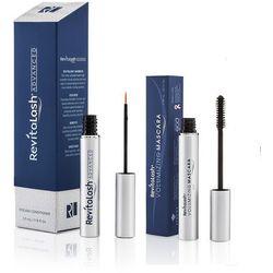 RevitaLash Zestaw: Eyelash Conditioner Advanced 3,5ml + Volumizing Mascara 7,39ml