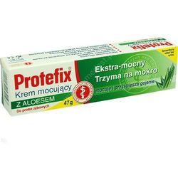 Protefix, krem, mocujący, z aloesem, 47 g (40 ml)