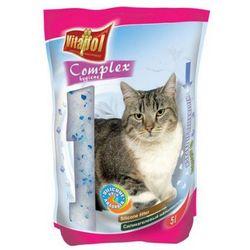 Żwirek dla kota VITAPOL 5l - różne zapachy Zapach:Bezzapachowy