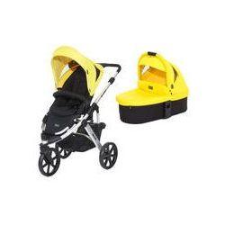Wózek wielofunkcyjny 2w1 Salsa 3 ABC Design (silver citro)