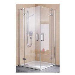 Drzwi Kermi Gia XP 75x185cm wahadłowe z polem stałym prawe GXESR075181PK