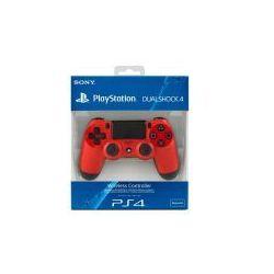 Pad Sony DualShock 4 do Playstation 4 czerwony PS4