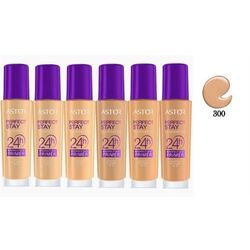 ASTOR Perfect Stay 24H Foundation + Perfect Skin Primer SPF20 podklad do twarzy i baza 300 Beige 30ml