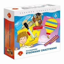 Zabawka ALEXANDER Rysowanie-Zmazywanie Dla Chłopców