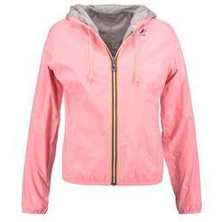KWay Kurtka wiosenna pink