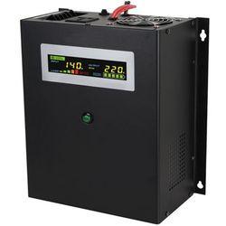 VOLT sinusPRO-2000W Przetwornica samochodowa 1400W/2000W 24V/230V z pełną sinusoidą oraz funkcją UPS i prostownika