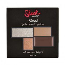Sleek Makeup Sleek I-Quad Eyeshadow & Eyeliner MOROCCAN MYRRH