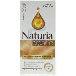 Joanna Naturia organic farba do włosów bez amoniaku Sunny nr 310