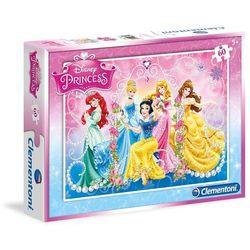 Puzzle 60 Księżniczki 3