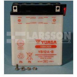 Akumulator Yumicron YUASA YB12A-B 1110144 Honda XL 600,