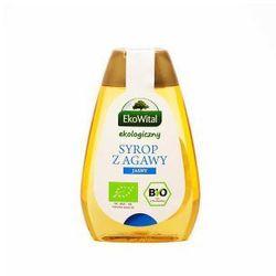 Syrop z agawy jasny BIO 250 ml