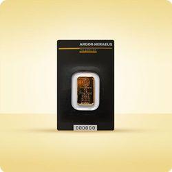 5 g Sztabka złota CertiPack