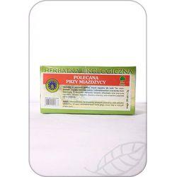 Herbatka Polecana przy miażdżycy ekologiczna miesz.zioł. - 20 toreb.a 2g