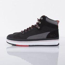 K1X buty zimowe GK 3000 le black / red / grey (1000-0166/0826)
