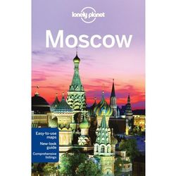 Moskwa Lonely Planet Moscow (opr. miękka)