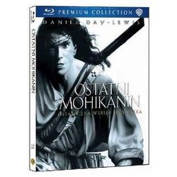 Ostatni mohikanin (bd) premium collection