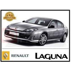 Renault Laguna III - Światła do jazdy dziennej LED DRL P21W Ba15s Premium - Zestaw 2 żarówki