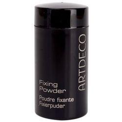 Artdeco Fixing Powder puder transparentny + do każdego zamówienia upominek.