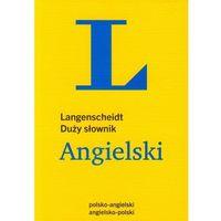 Duży słownik polsko-angielski, angielsko-polski (rok 2014)