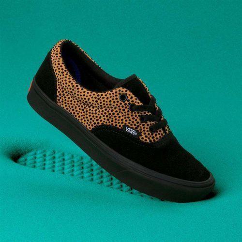 buty VANS Comfycush Era (Tiny Cheetah) Black (VWS) rozmiar