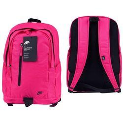 f375381f5da0f plecaki turystyczne sportowe plecak nike all access fullfare ba4299 ...