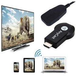 MiraScreen AnyCast DLNA WiFi do TV na HDMI AirPlay